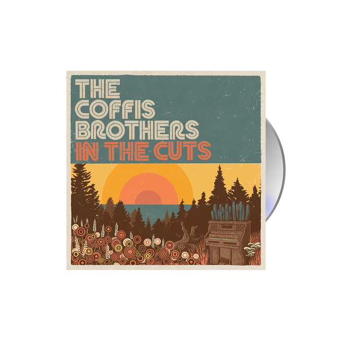 [PRE-ORDER] The Coffis Brothers - In The Cuts CD