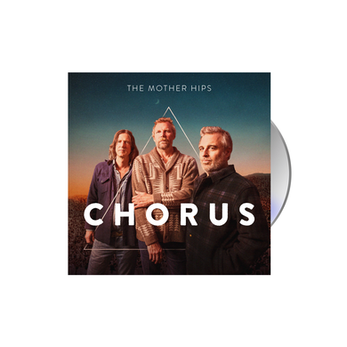 The Mother Hips Chorus Album CD Blue Rose Music 2018