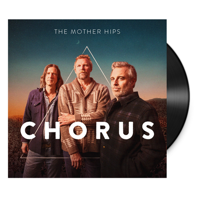 The Mother Hips Chorus Album Vinyl 2018 Blue Rose Music