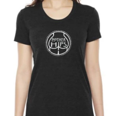 The Mother Hips - Ladies Gray Logo T-Shirt