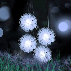 Solar Dandelion Lights
