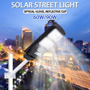 120 LED 60W Solar Street Light