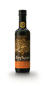 Zaytoun Extra Virgin Olive Oil Case of 6 x 500ml bottles (SM7-1)