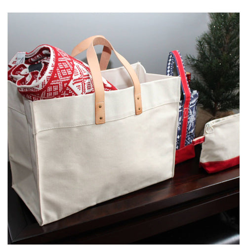 large utility tote (3 colors available)