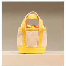 Load image into Gallery viewer, boat tote, tiny (14 colors available)