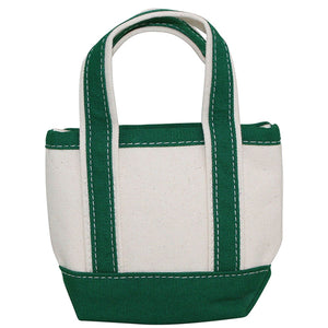 boat tote, tiny (14 colors available)