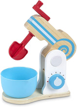 Load image into Gallery viewer, melissa & doug make a cake mixer set