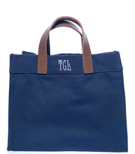Load image into Gallery viewer, utility tote (4 colors available)