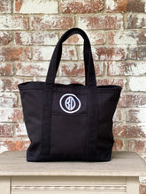 Load image into Gallery viewer, boat tote, medium (15 colors available)