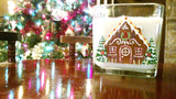 Gingerbread Christmas Scented Candle