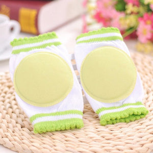 Padded Knee Protectors for Infants - www.theknickknackstore.com