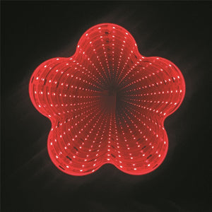 3D Heart Star Cloud LED Novelty Night Light - www.theknickknackstore.com