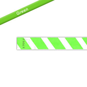 Tyvek Striped Wristbands - Free Shipping on Wristbands! - Backstage Supplies