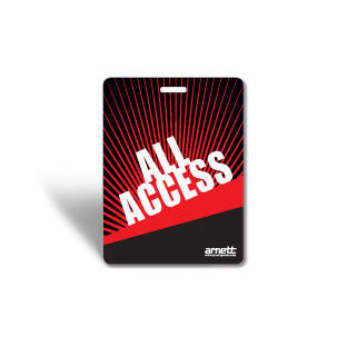High-Quality Generic Backstage Event Passes - Backstage Supplies