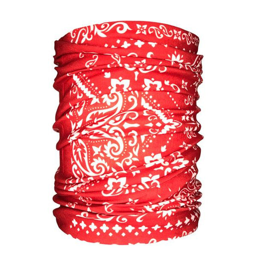 Bandana Traditional Red Neck Gaiter - Backstage Supplies
