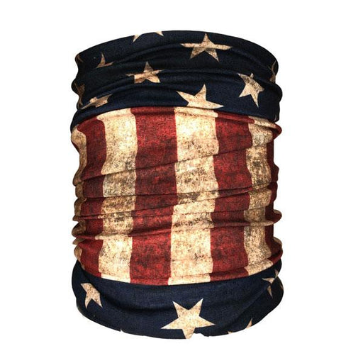 Stars & Stripes Neck Gaiter - Backstage Supplies