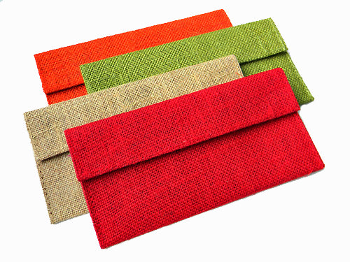 Jute Money Holders - Bay & Harbour