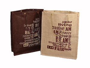 Fair Trade Tote Bag - Bay & Harbour