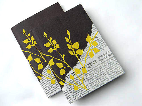 Recycled Newspaper Journal