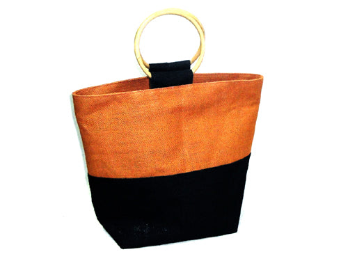 Golden Fibre Tote Bag