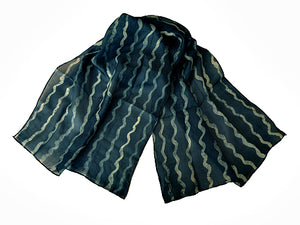 Monsoon Scarf - Bay & Harbour
