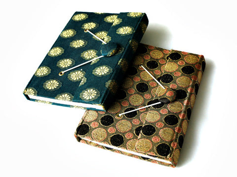 Draw Loom Eco-Friendly Journals - Bay & Harbour