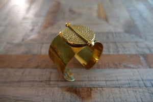 Bold Statement Cuff - Bay & Harbour