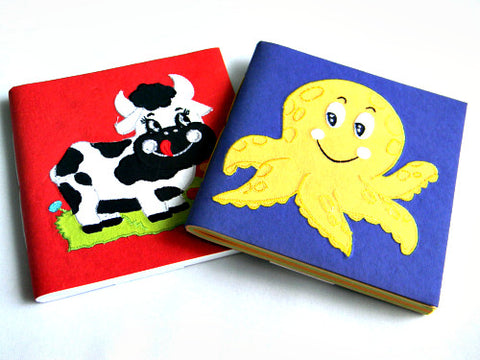 Kids Eco-Friendly Journal - Bay & Harbour