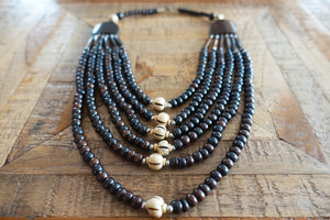 Multi-Layer Tribal Necklace - Bay & Harbour