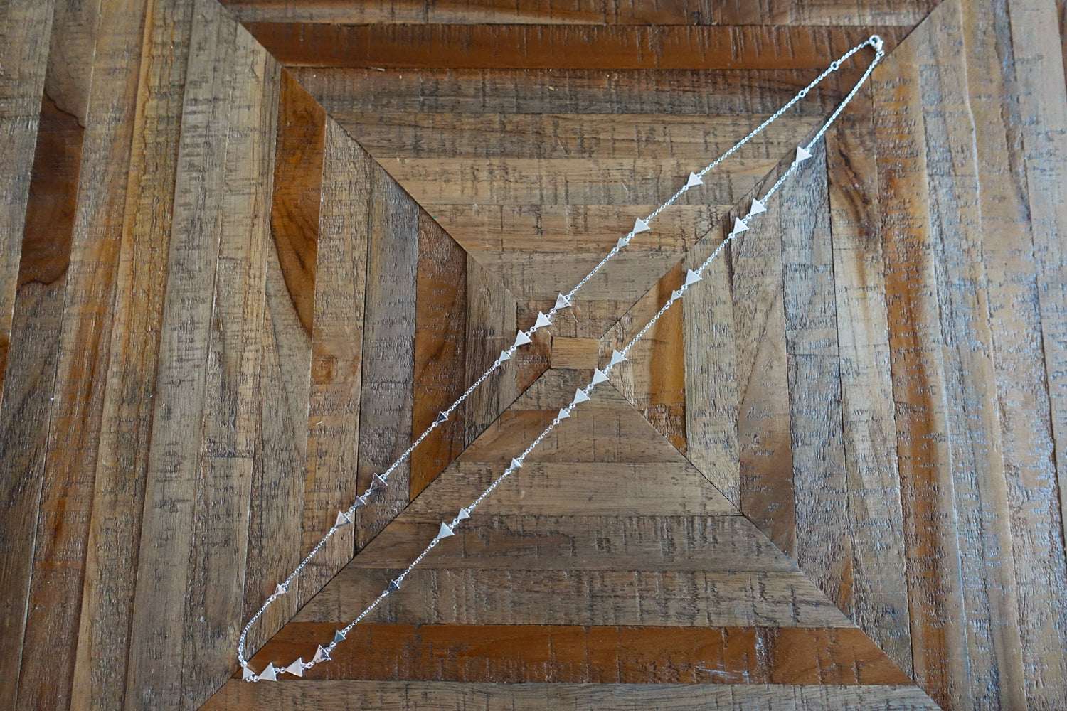 Triangle Multi-way Necklace
