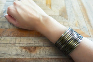 Copper Gladiator Cuff - Bay & Harbour