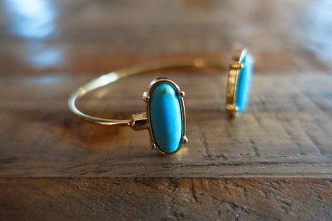 Turquoise Cuff - Bay & Harbour