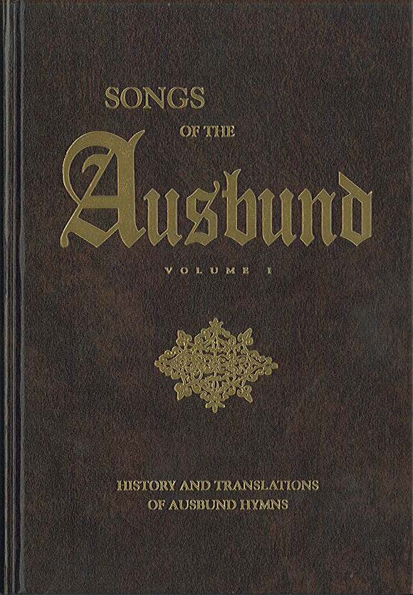 Songs of the Ausbund - Vol. 1