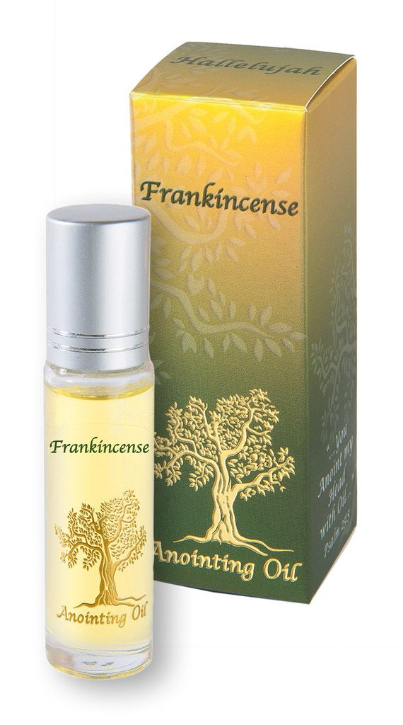 Anointing Oil: Frankincense