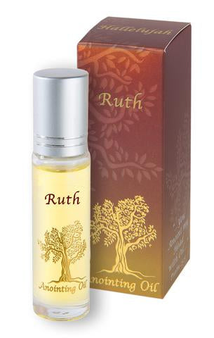 Anointing Oil: Ruth