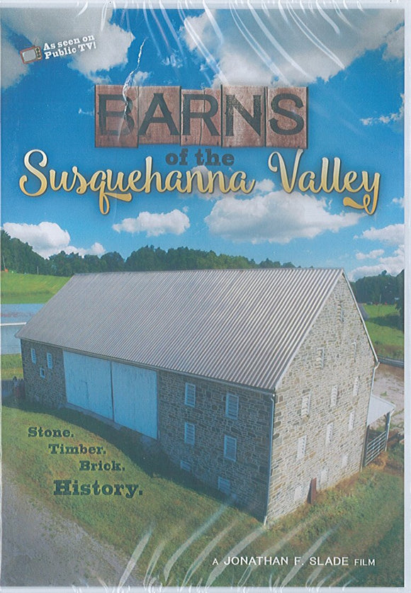Barns of the Susquehanna Valley - DVD