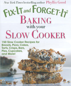 Fix-It and Forget-It: Baking with Your Slow Cooker