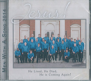 Jesus! He Lived, He Died, He is Coming Again! [CD]
