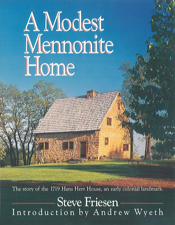 A Modest Mennonite Home