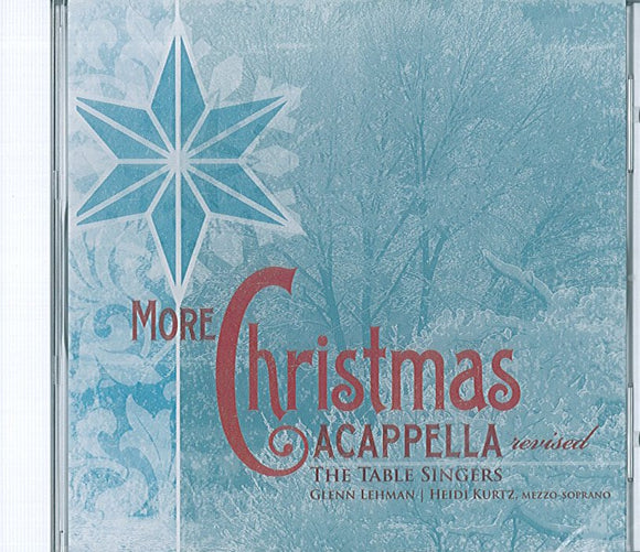 More Christmas A Cappella - Revised