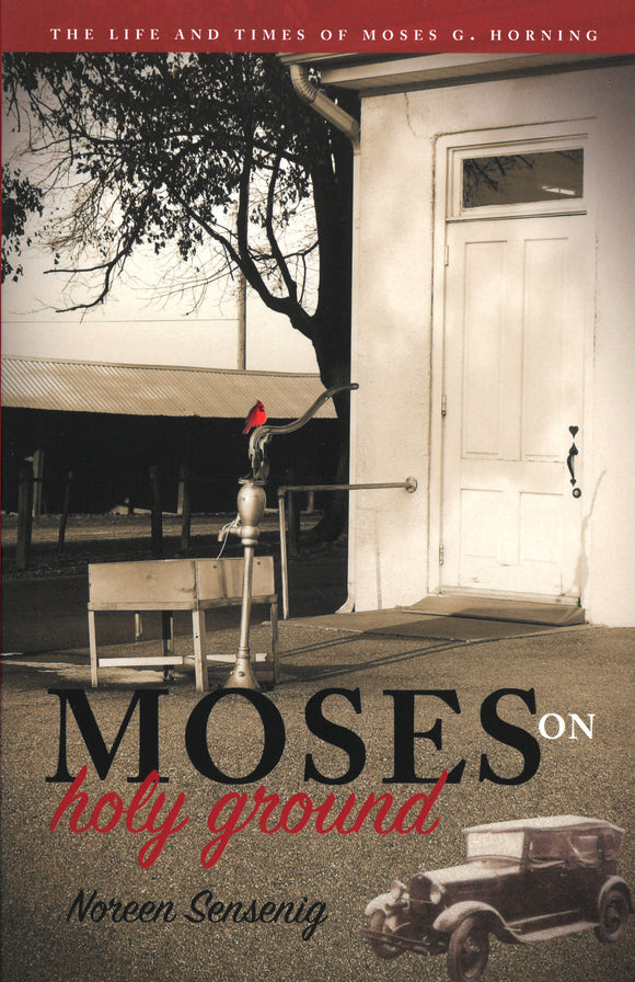 Moses on Holy Ground: The Life and Times of Moses G. Horning