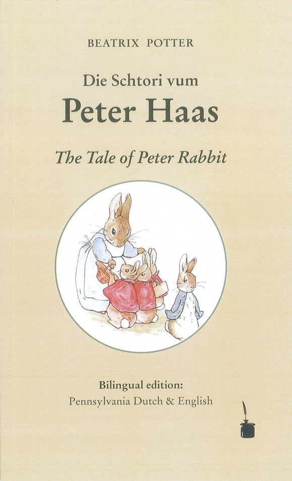 Die Schtori vum Peter Haas/The Tale of Peter Rabbit