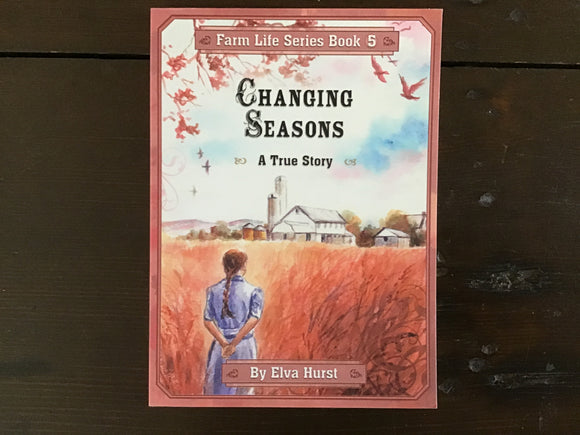 Changing Seasons - Book 5