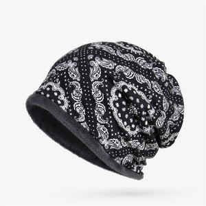 Unisex Cotton Multi-Variation Beanie