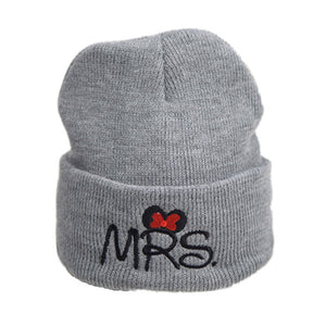 Unisex Wool Multi-Colored Children Beanie