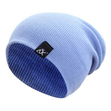 Load image into Gallery viewer, Unisex Multi-Colored Wool Beanie