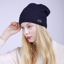 Load image into Gallery viewer, Women's Fleece Multi-Variation Beanie