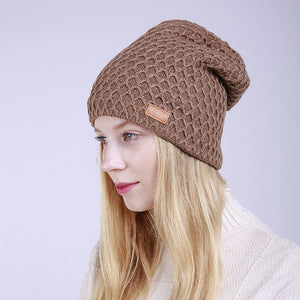 Women's Fleece Multi-Variation Beanie