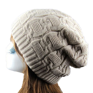Women's Wool Multi-Variation Beanie