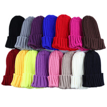Load image into Gallery viewer, Unisex Multi-Colored Child Beanie